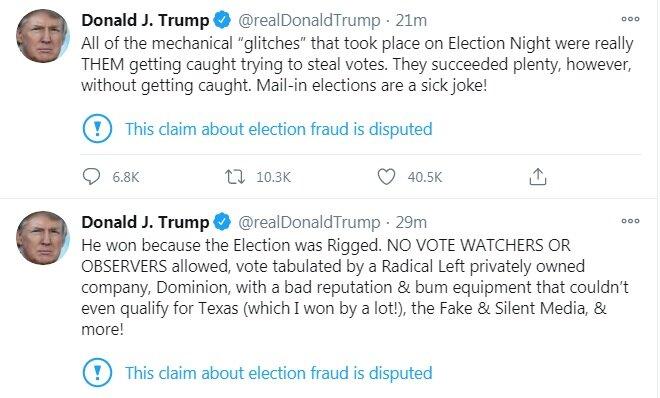 «ترامپ» شکست را پذیرفت