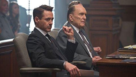 پشت صحنه فیلم قاضی