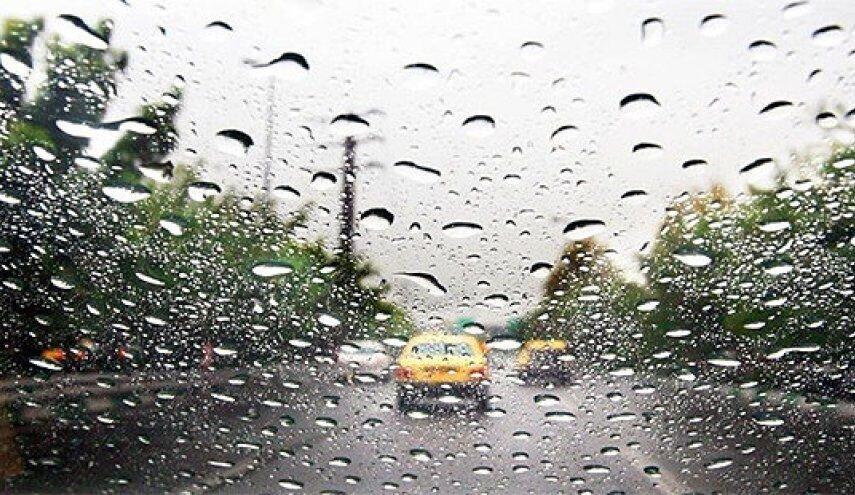 بارش باران در این ١٧ استان