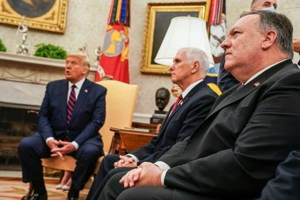ترامپ دستور حمله نظامی به تاسیسات هسته ای ایران را صادر می کند!؟