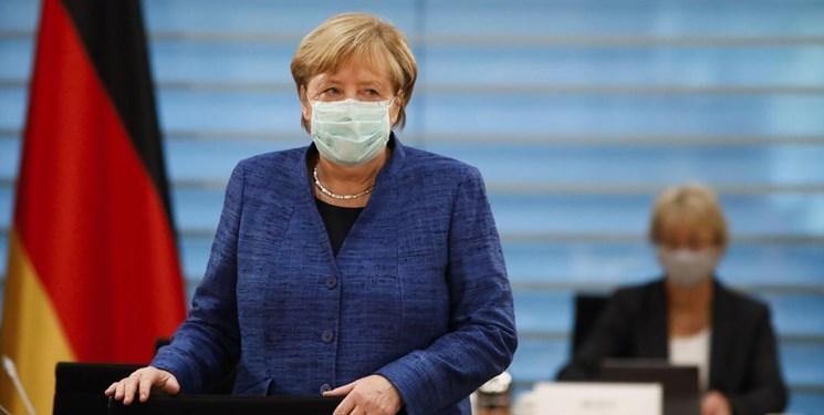 مرکل: وضعیت کرونا در آلمان خیلی جدی است