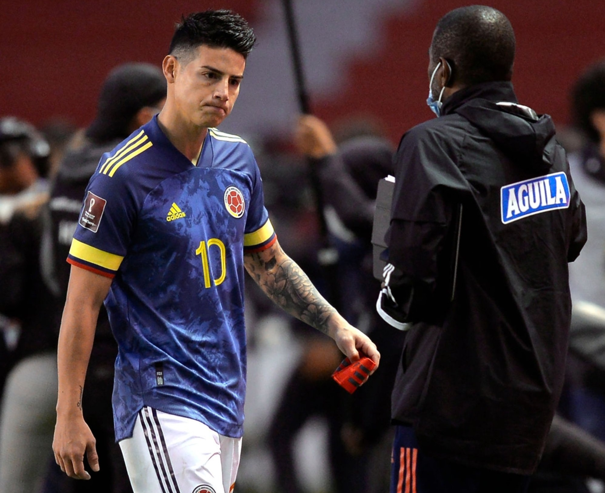 شکست حقارت بار کلمبیای کی روش به اکوادور