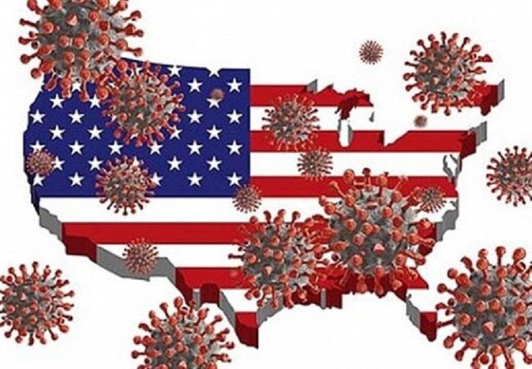 ثبت بالاترین آمار روزانه ابتلا به کرونا در آمریکا