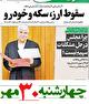 با لاریجانی ـ روحانی تا ۱۴۰۴؟ /برنامه اقتصادی مخالفان...