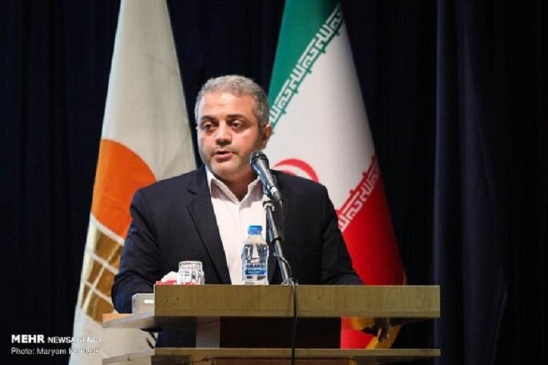 قسم جلاله رئیس مرکز آمار ایران