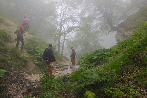 دوچرخه سوار گمشده در ارتفاعات درازنو پیدا شد