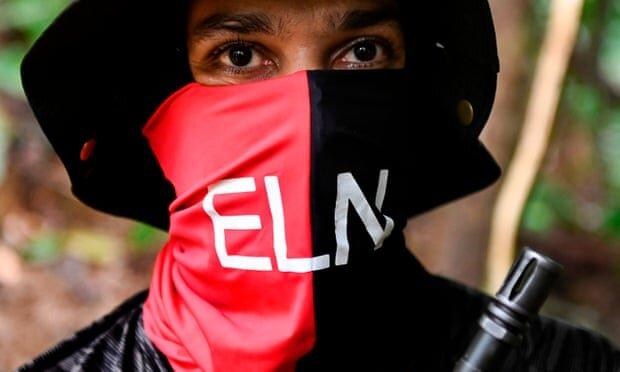 کشته شدن رهبر شورشی کلمبیایی