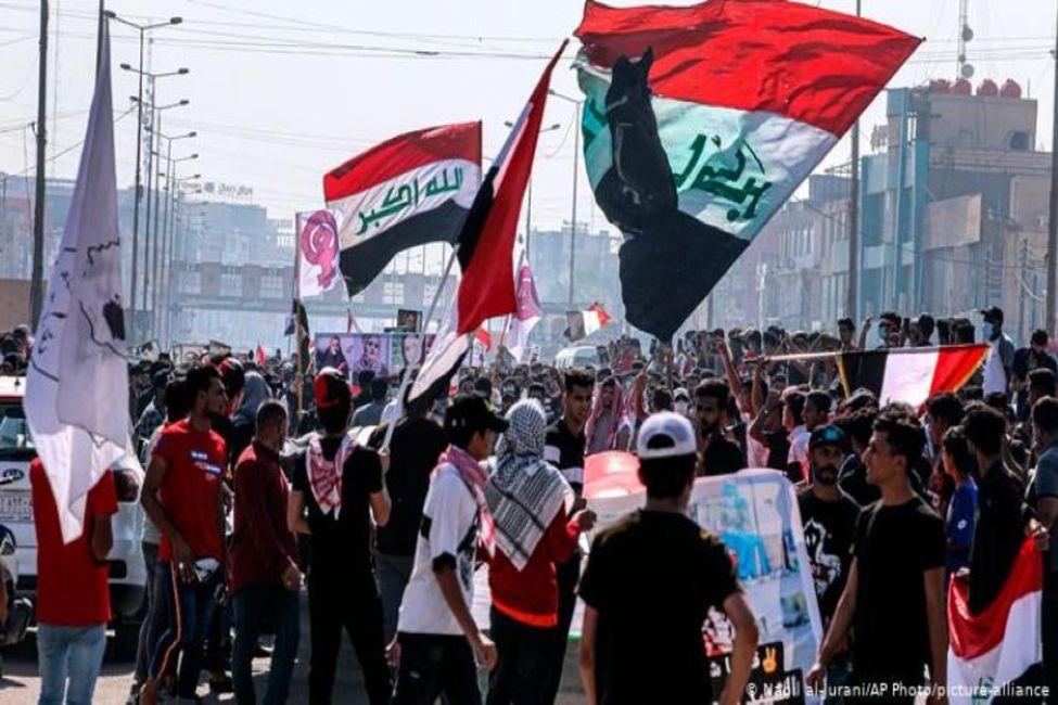 ناآرامیهای پراکنده در بغداد و چند شهر دیگر عراق