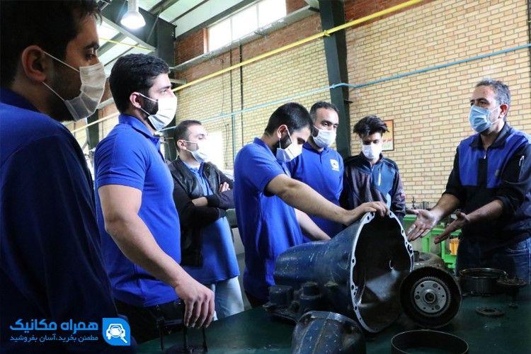 آموزش رایگان و استخدام با آکادمی همراه مکانیک