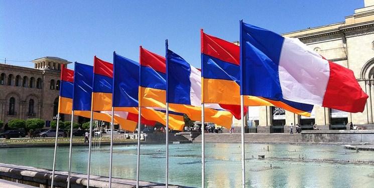 ارمنستان با فرانسه و ماکرون ابراز همبستگی کرد