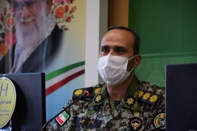 یک فرمانده ارشد ارتش به علت ابتلا به کرونا درگذشت