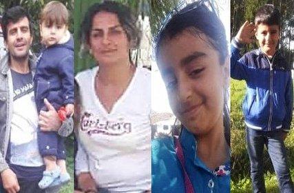 مرگ تلخ ۵ عضو خانواده ایرانی در راه پناهندگی اروپا