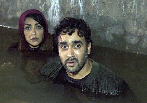 سکانسهایی از فیلم سینمایی دخمه