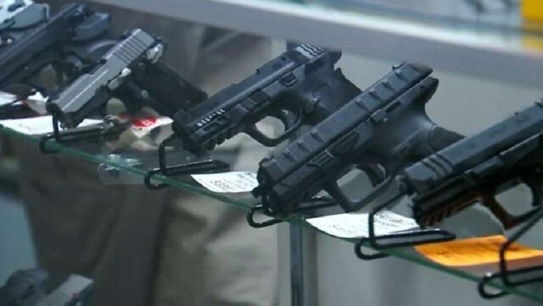 جمع آوری اسلحه از فروشگاههای آمریکا