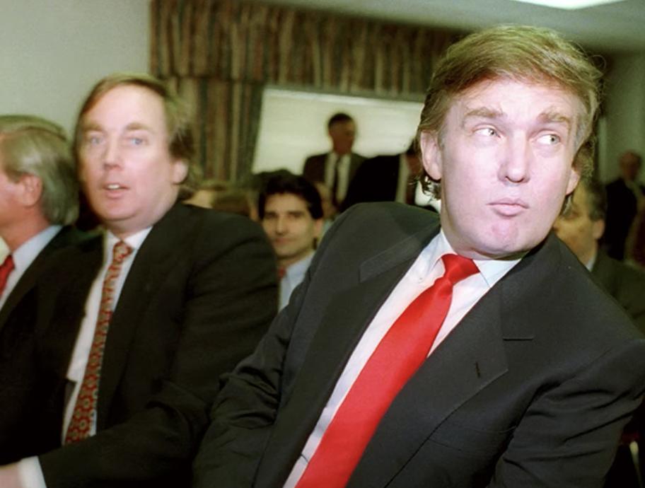 داستان پشت پرده ثروت ترامپ