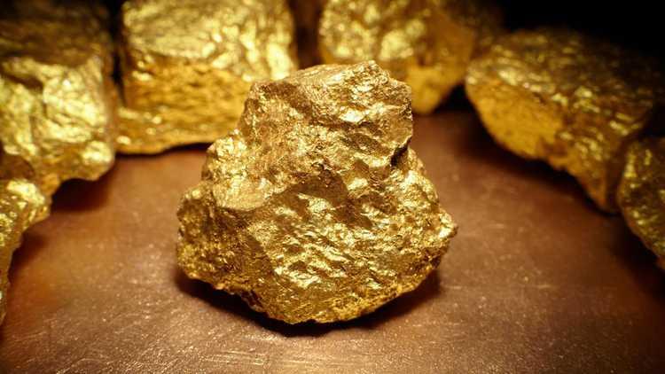 بزرگترین ریزش قیمت ماهانه طلا رقم خورد