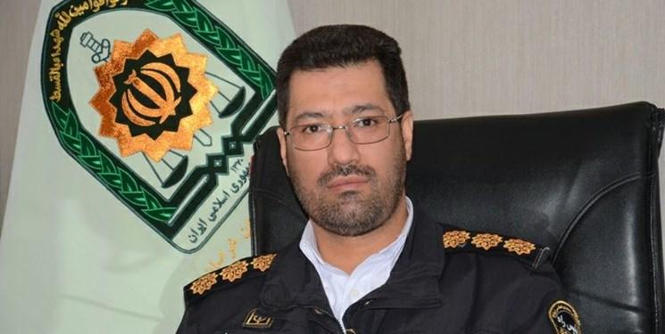 «سرهنگ امیدوار» رئیس پلیس راه کشور شد