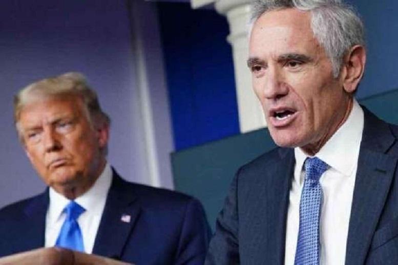 دو مقام دولت ترامپ به طور همزمان کنارهگیری کردند
