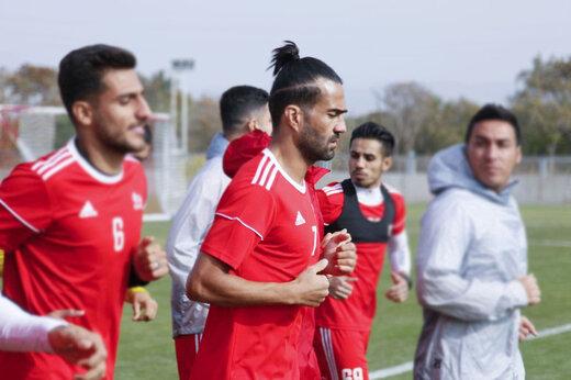 کاپیتان سابق تیم ملی مشکوک به کرونا