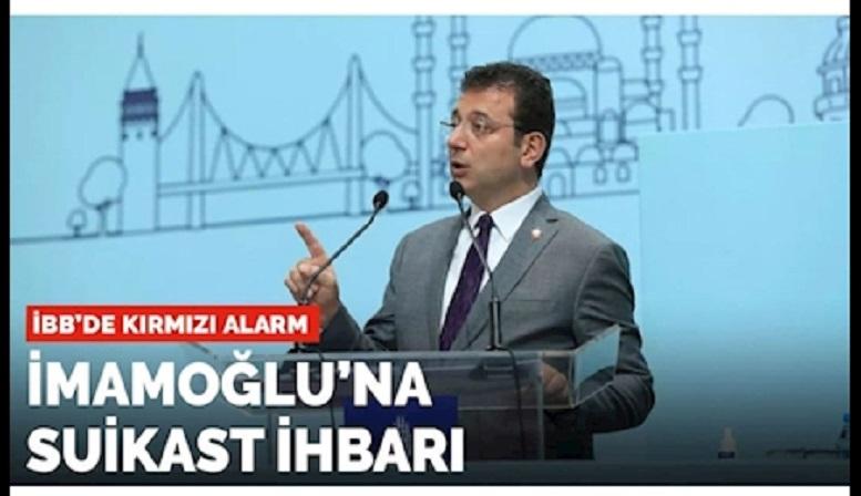اخبار ضد و نقیض از ترور نافرجام شهردار استانبول