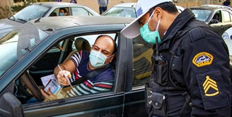جریمه تردد غیرمجاز کرونایی کدام خودروها پاک میشود؟
