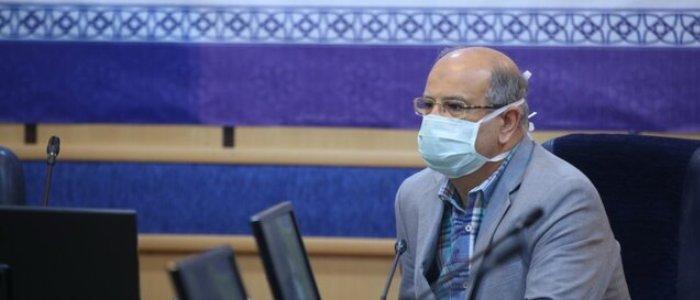 زالی: کماکان شرایط تهران شکننده و نگران کننده است