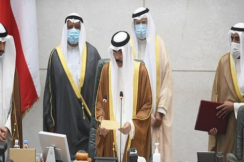 تغییرات در دولت کویت کلید خورد