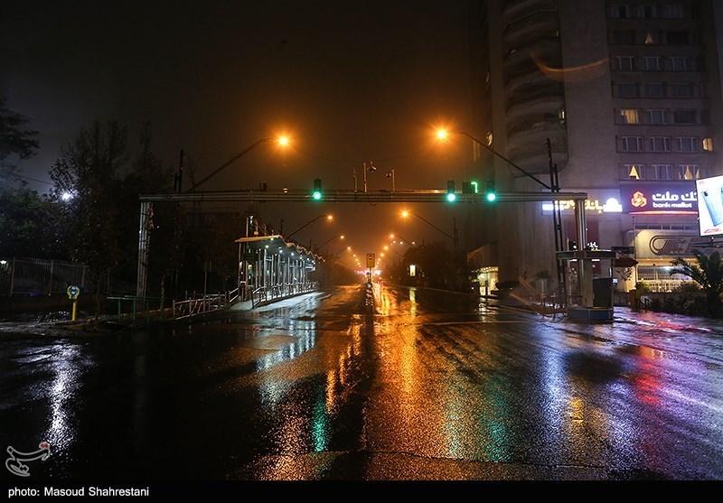 محدودیت تردد شبانه در تهران - تابناک | TABNAK