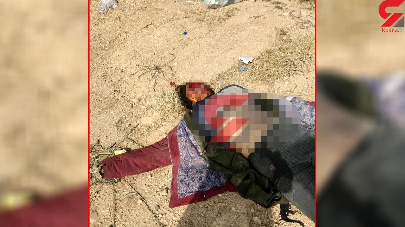 کشف جسد خورده شده یک زن در شیراز