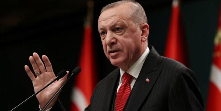 توضیحات وزیر خارجه ترکیه درباره شعرخوانی اردوغان