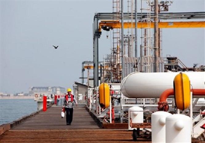 کشف میدان گازی جدید اردن در نزدیکی مرز عراق