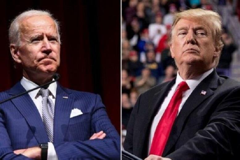 ترامپ: بایدن رئیس جمهوری نامشروع خواهد بود