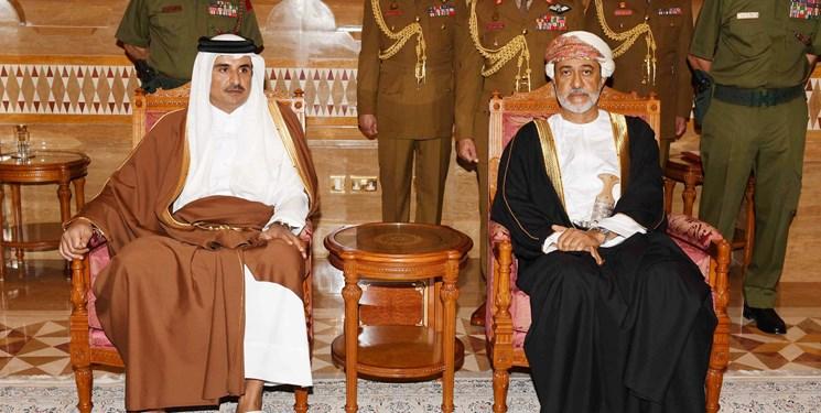 مخالفت قطر و عمان با عادیسازی روابط با تلآویو