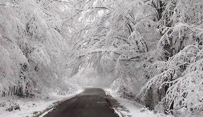 ۱۵ استان دچار تگرگ، برف و باران میشوند