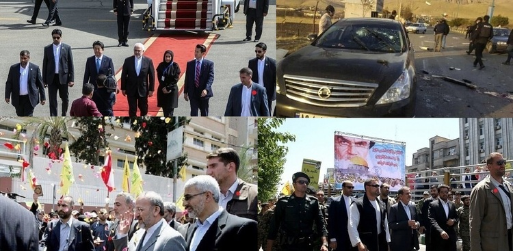 محافظ شهید فخریزاده که خود را سپر او کرد کیست؟