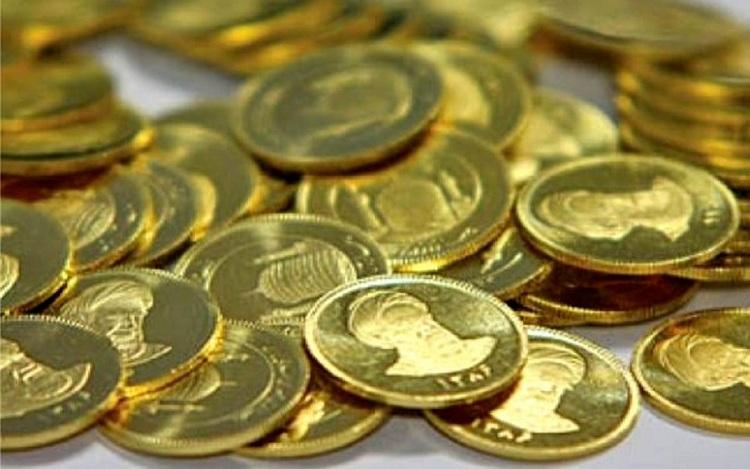 قیمت انواع سکه و طلای ۱۸ عیار در روز چهارشنبه ۲۶ آذر