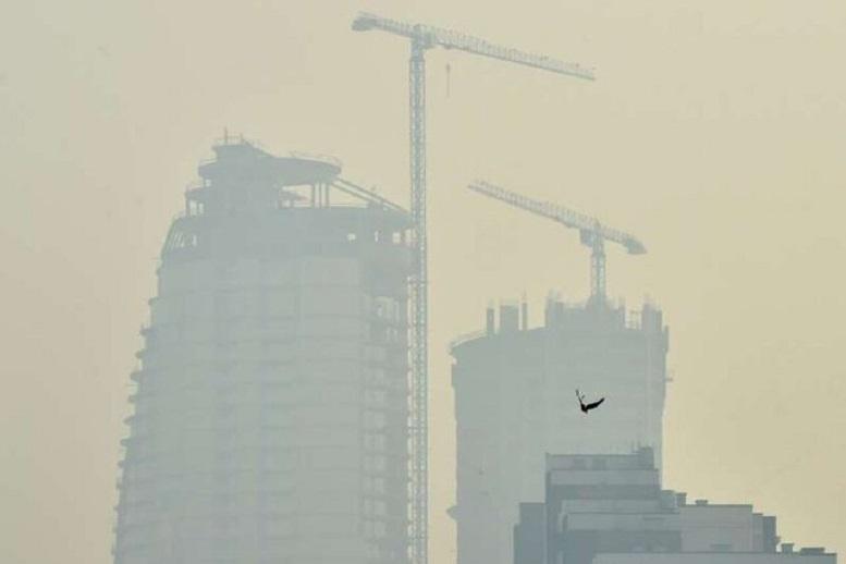 ۹۰ درصد مردم جهان در معرض هوای آلوده هستند