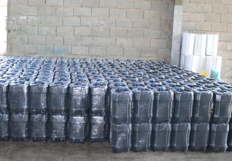 کشف ۳۰۰ هزار لیتر گازوییل قاچاق در شیراز