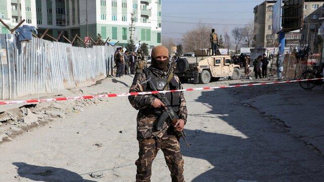 انفجار در افغانستان با ۳۵ کشته و زخمی