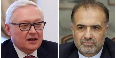 رایزنی سفیر ایران و معاون لاوروف درباره برجام