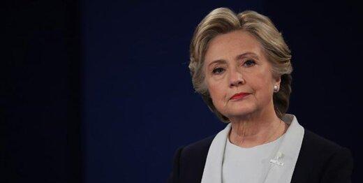 هیلاری کلینتون از عضو بددهن تیم بایدن دفاع کرد