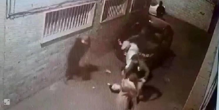 واکنش پلیس به انتشار فیلم زورگیری از دو زن