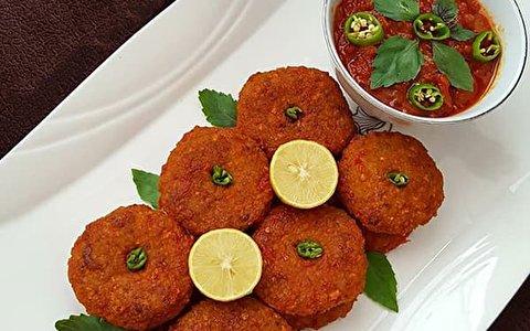 طرز تهیه شامی هویج