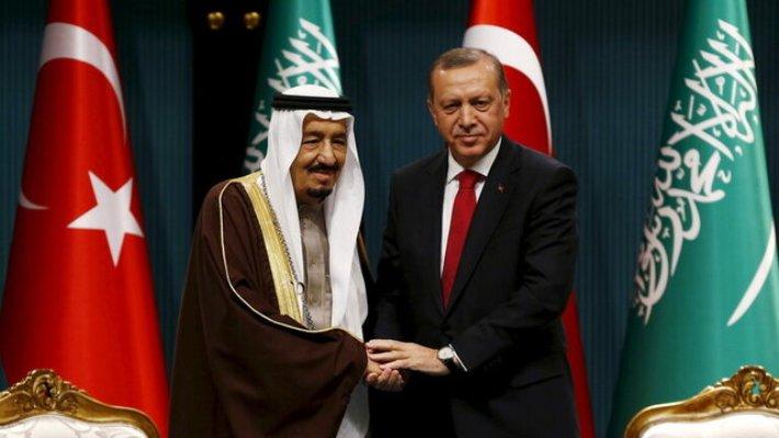 یخ روابط ترکیه و عربستان در حال آب شدن