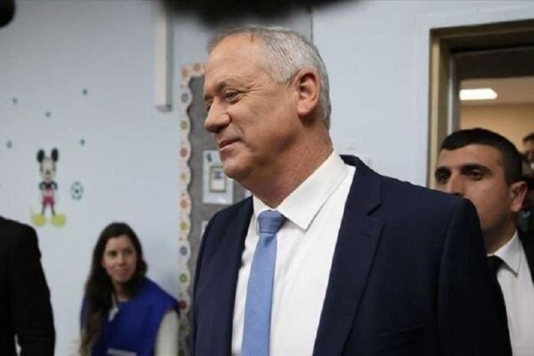 گانتز: برای گفتگو با حماس آمادهایم!