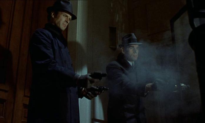 رویارویی نفس گیر پلیس کهنه کار و سارق باهوش در «یک پلیس»