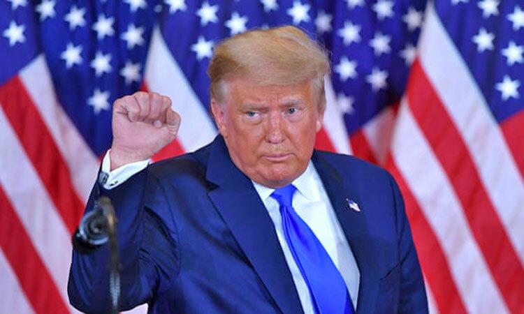 ترامپ: نتیجه انتخابات باید برگردد