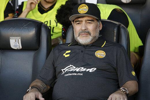چرا مارادونا سرمربی تیم ملی ایران نشد؟