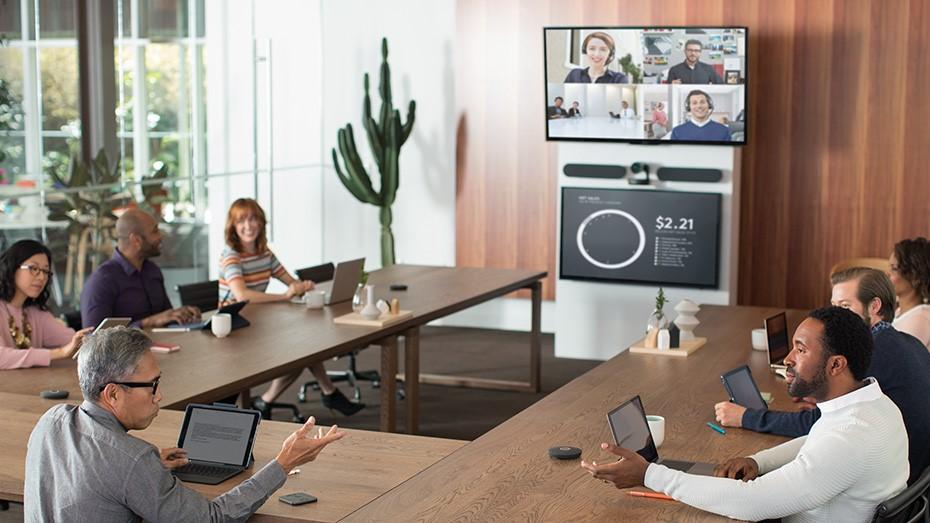 افزایش میزان استفاده از ویدئو کنفرانس در دوران کرونا