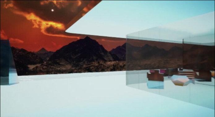 خانه مجازی مریخ فروخته شد! +تصاویر